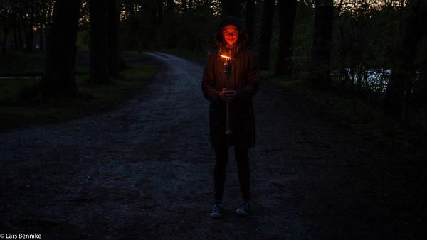 2016 Det spøger i skoven