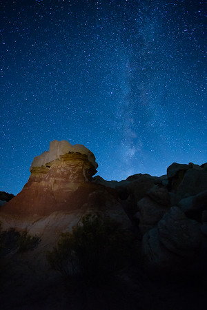 Night Sky Workshops at the Paint Mines