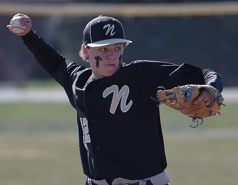 L'Anse Creuse North defeated L'Anse Creuse 14-4 on April 19, 2018. MACOMB DAILY PHOTO GALLERY BY DAVID DALTON