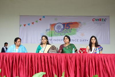 At Kondapur Campus