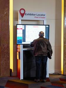 Exhibitor Locators Kiosks (Wayfinders) - E29