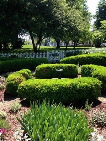 Herb Wheel Garden