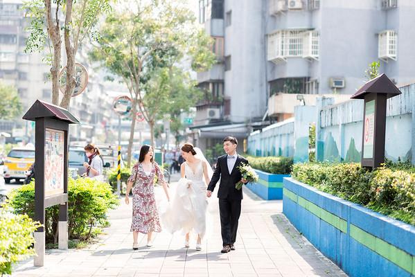 婚禮攝影_台北_教會證婚_自然清新