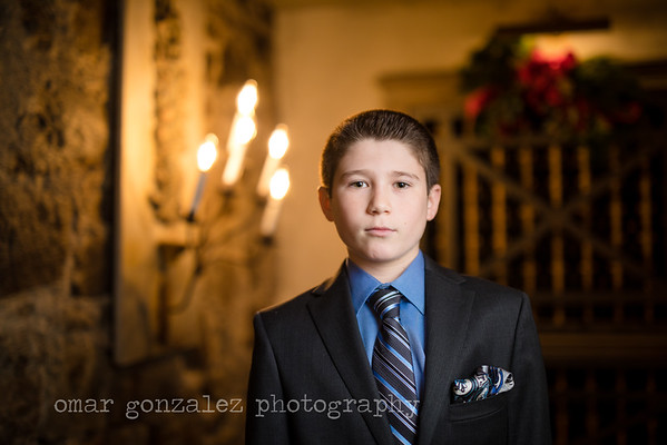 Jedd Horman Bar Mitzvah