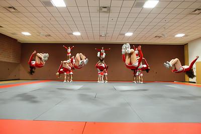 Ohio State All Girl Cheerleaders