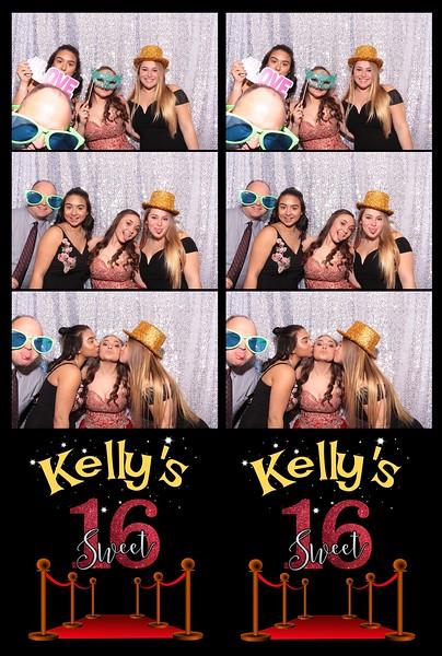 Kelly's Sweet 16
