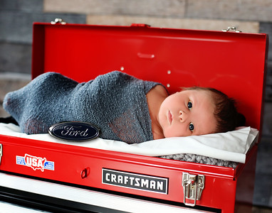 Vincent P's Newborn Session