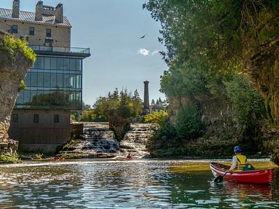 Elora Gorge 2021 (non club paddle)