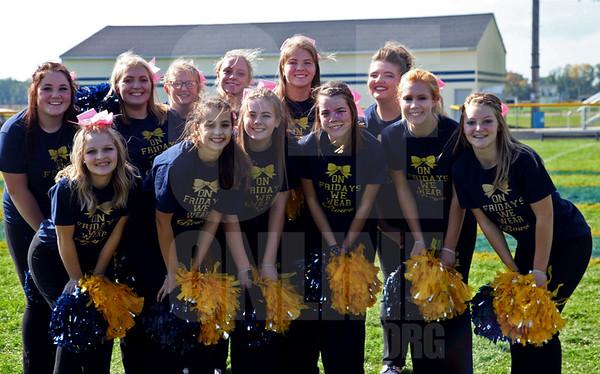 Varsity Sideline Cheer