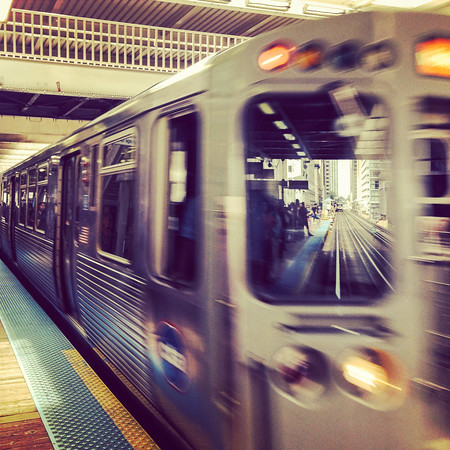 The Chicago Transit Authority (CTA) subway and L system