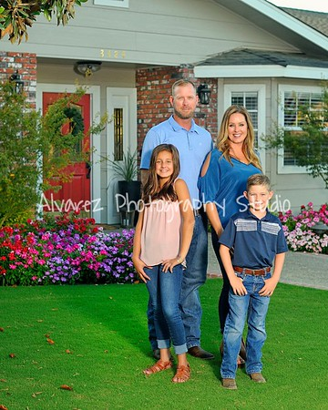 Morgan Family -West Visalia Living