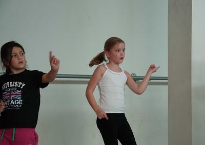 Streetdance 8 jaar