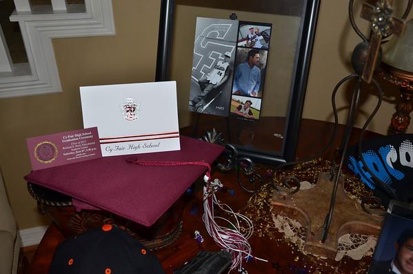 Matt's 2013 CF HS Graduation (060813)