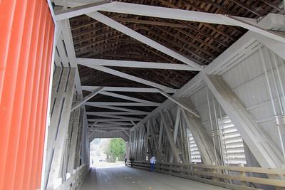 Oregon Covered Bridge Trip 2011