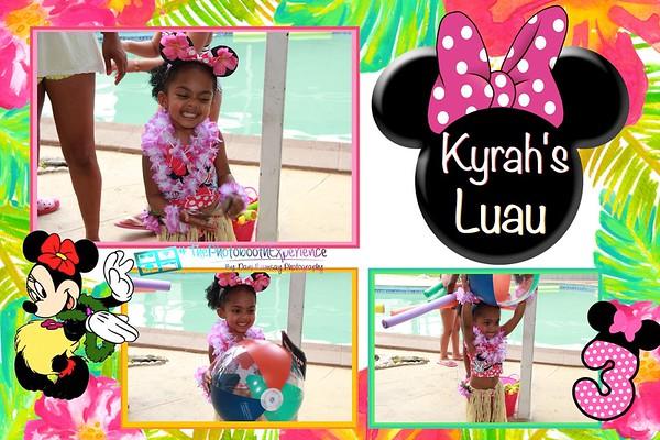 Kyrah's Luau