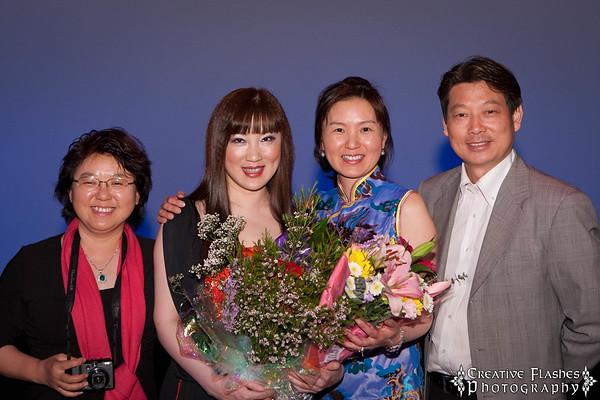 Speakers, Awards & Candids