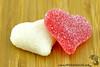 """Bonbon """"coeur en sucre"""" St Valentin"""