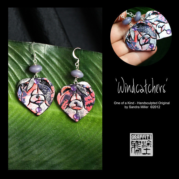 WINDCATCHERS EARRINGS