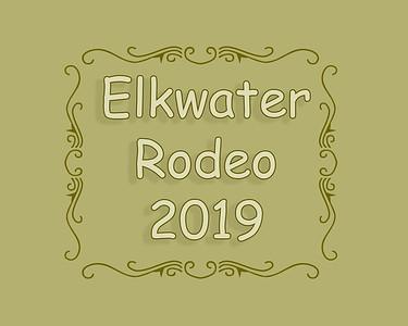 Elkwater Rodeo 2019