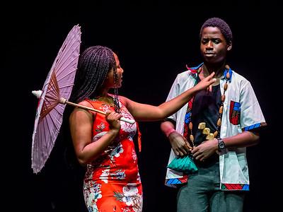 Comedy of Errors - Kamuzu Academy, Malawi