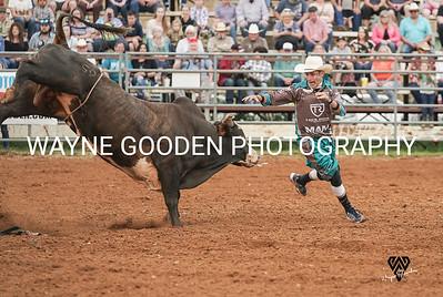 Richard Wayne Ratley, Bull Fighter