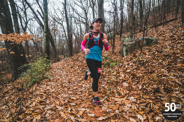 2016 Lookout Mountain 50 & 21 miler