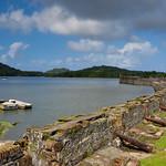 Old fortifications of Portobelo, Panama