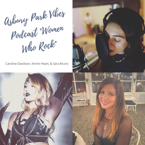 WOMEN WHO ROCK PODCAST- EPISODE 1