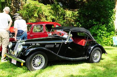2013 Codman Estates Car Show