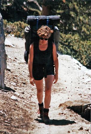 1990 - San Bernandino Hike