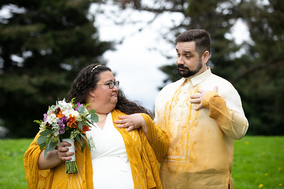 Marcess and Stephen - First Look