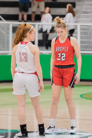 Lady Eagles vs. Glen Rose (2.24.2020)