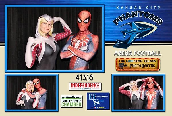 Kansas City Phantoms Game