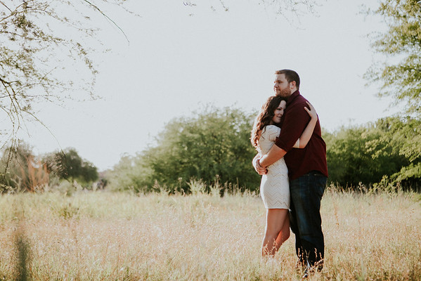 Tyler + Jalyn | Engaged
