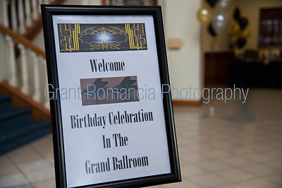 Dave Brown-70-40-10 Birthday