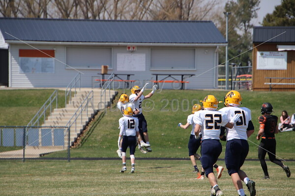 fball at milledgeville . 4.3.21