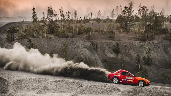 Mazda MX5 rally edition