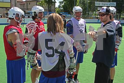 5/25/2011 - Team USA practice at Radotin