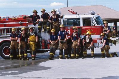 Parker Fire Academy