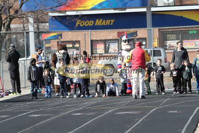 100M Kids Run - 2014 OU vs UDM Dual Track Meet