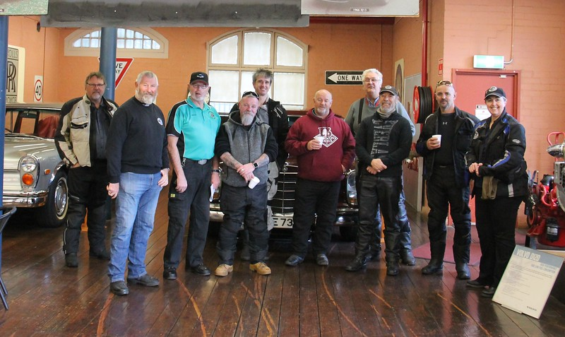 Saturday August 4th, Visit Linfox Car Collection. I-QQk3txX-L