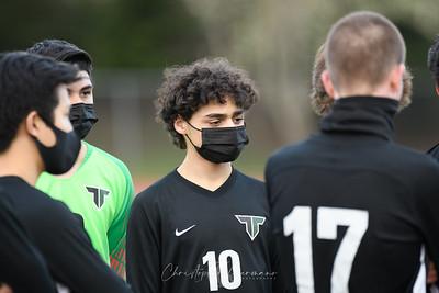 Tigard HS Varsity Boys Soccer vs Newberg