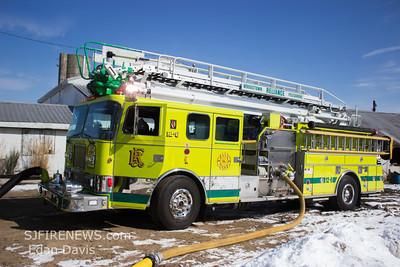 02-11-2014, Building, Pilesgrove Twp. Salem County, 27 Stewart Rd.