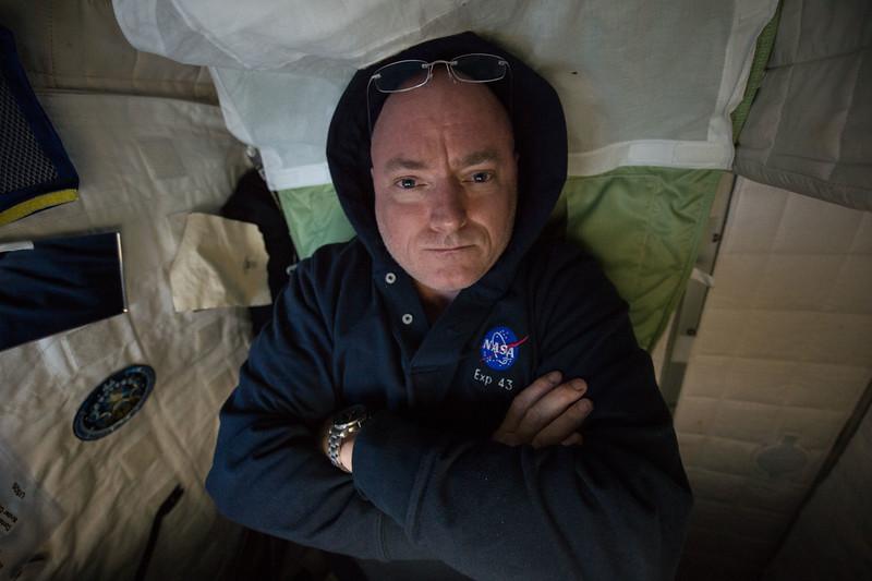 My ninth #SaturdayNight onboard @Space_Station. #SaturdayFun! #YearInSpace