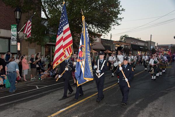 Farmingdale Columbus Day Parade 10/07/2018