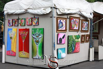 16th Annual CWE Taste and Art Fair 06-12-10