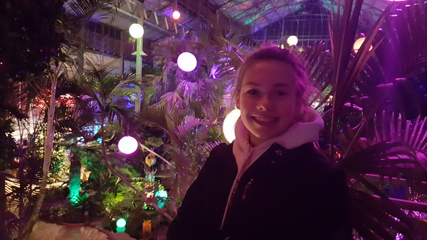 Christmas At Nicholas Conservatory