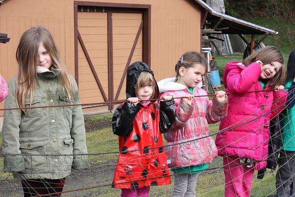 Lower School Fish Hatchery Field Trip