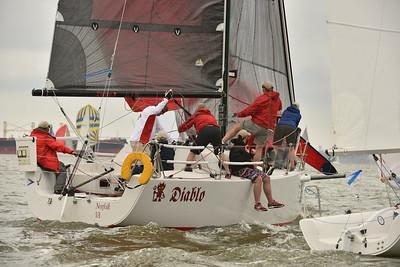 2018 Southern Bay Race Week