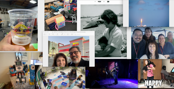 "2019-12 10-Day ""Life is Good"" Photo Challenge"